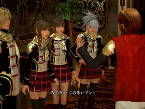 Final Fantasy Type-0 HD coming to PC through Steam