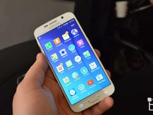 Galaxy S6 hands-on: This is Samsung's best flagship by a mile