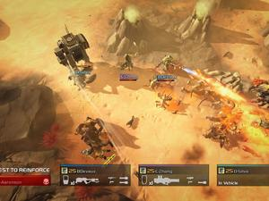 Helldivers Preview - Killing bugs and saving Super Earth