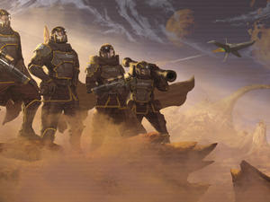 Helldivers offers Cross-Play on PS4, PS3 and PS Vita, launching in March