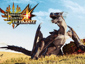 Monster Hunter 4 Ultimate Demo Now Available on 3DS eShop