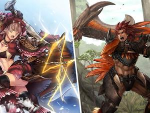 It's a party in this Monster Hunter 4 launch trailer