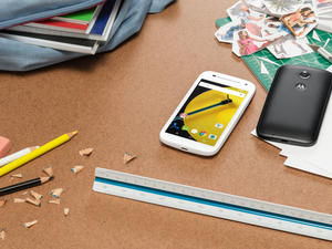 New Moto E unveiled with LTE and a bigger screen
