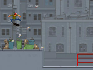 OlliOlli Gets Xbox One, 3DS, and Wii U Releases 'mid-March'