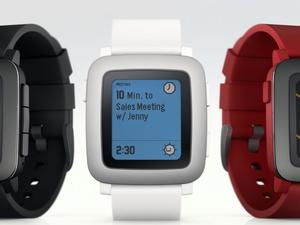 Pebble Time's Kickstarter campaign ends after raising $20 million