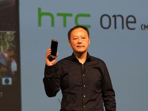 HTC co-founder Cher Wang becomes CEO as Peter Chou steps down