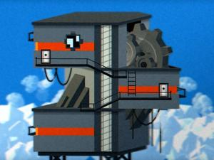 Small Radios Big Televisions review: A clicking puzzler with strong aesthetics