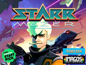 Kickstart This SHMUP/Point-and-Click Adventure Game, Starr Mazer