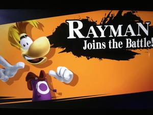 Rayman in Super Smash Bros, or how to make your own deceptive video game rumor