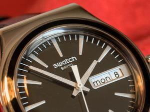 Swatch Plans an Apple Watch-Killer That Never Needs Charging