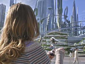 New 'Tomorrowland' Trailer Is Full of Science and Imagination