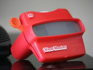 Mattel's new View-Master VR headset looks cool as hell