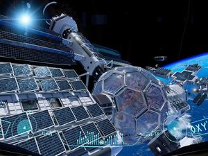 Space is lonely and tense in this Adr1ft gameplay video