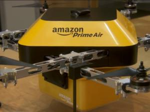 Amazon bashes FAA for slow drone regulation in the U.S.