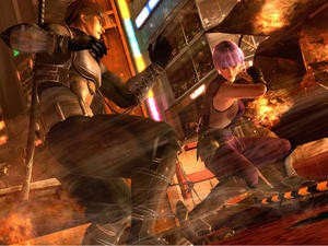 Dead or Alive 5: Last Round hits PC today, lacks major features