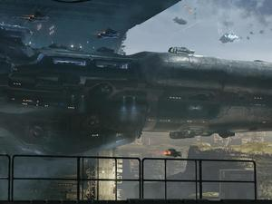 Dreadnought 4K screenshots are almost indistinguishable from concept art