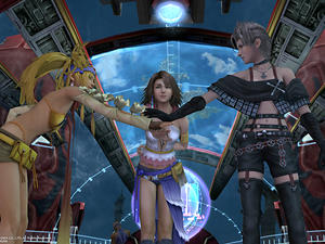 Final Fantasy X|X2 for PlayStation 4 dated for release on May 12