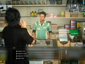 Final Fantasy XV demo PAX East screenshots and gameplay footage