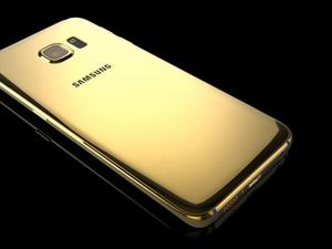 This 24k gold-dipped Galaxy S6 definitely won't come cheap