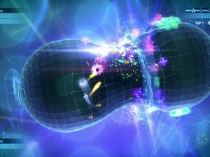 Geometry Wars 3: Dimensions Evolved is coming this month