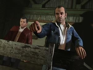 Grand Theft Auto V is 5 Years Old Today