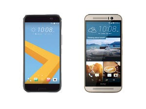 HTC 10 vs HTC One M9 spec shoutout: Worth the upgrade?