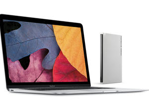 New MacBook: Here's one of the first USB Type-C external hard drives