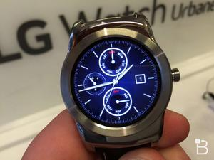 LG Watch Urbane will be available from Google Store this month
