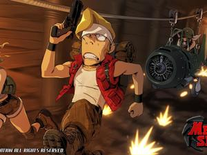 SNK's legendary run 'n gunner Metal Slug 3 launches for the PS3, PS4 and PS Vita