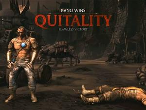 """Mortal Kombat X's """"Quitality"""" will punish quitters with a head explosion"""