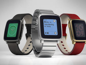 Pebble Time Steel just $99 right now, but just a tiny catch