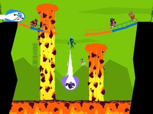 Runbow Hands-On preview - 9 player madness on the Wii U
