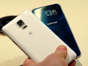 Galaxy S6 vs. Note 4 video comparison — Two of Samsung's best phones compared