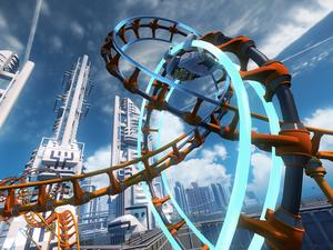 ScreamRide review: A whole amusement park worth of fun