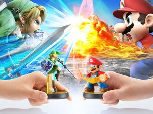 Nintendo holding Smash Bros. amiibo tournament in Japan