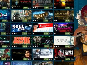 Like cyberpunk games? Steam has over 30 on sale right now