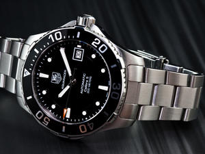 Tag Heuer said to reveal smartwatch with Google, Intel tomorrow