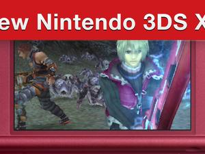Get a good look at Xenoblade Chronicles 3D in this trailer