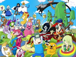 Adventure Time is ending in 2018 after Season 9