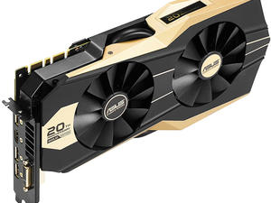 Asus Unveils Limited Edition Gold Edition GeForce GTX 980 Graphics Card