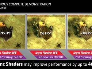 Async Shaders Will Allow GPUs to Live Up to Their Full Potential, Says AMD