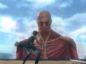 Attack on Titan for 3DS is finally coming to the west