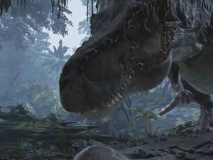 Crytek's Back to Dinosaur Island VR demo is gorgeous, terrifying