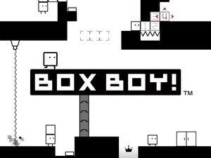 The game I'm vacationing with is BOXBOXBOY! - How about you?