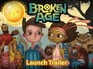 The complete Broken Age launches with a new trailer in tow
