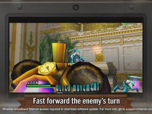Code Name: S.T.E.A.M. patch will let you fast forward enemy turns