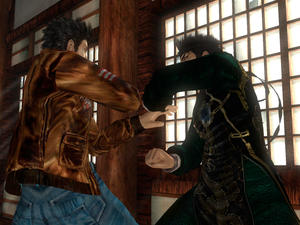 Shenmue fans can get some closure with this Dead or Alive 5 mod