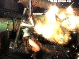 Devil May Cry 4 Special Edition screenshots - New Kids on the block