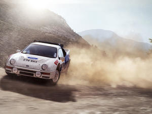 DiRT Rally announced as PC exclusive, already on Early Access
