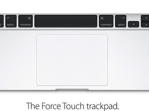 Apple Force Touch trackpad impressions